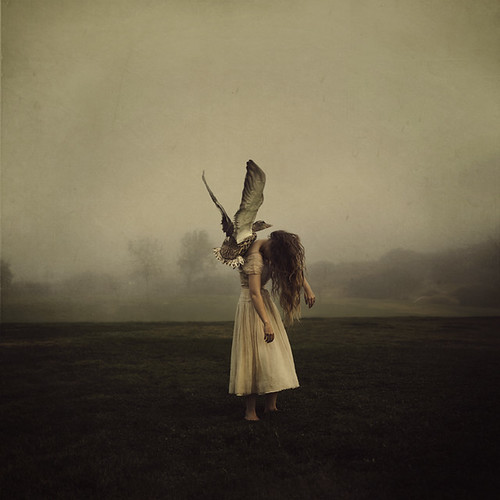 To Lift Her Up by Brooke Shaden