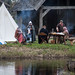 Small photo of Vikings in Archeon!