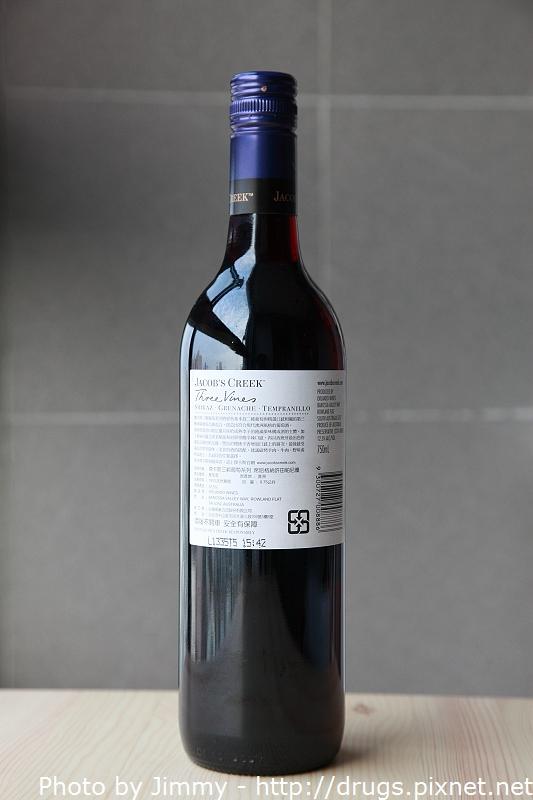 澳洲傑卡斯紅酒 Jacob