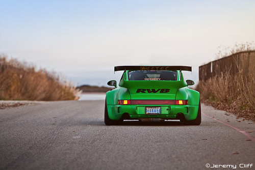 """Pandora One"" RAUH Welt-BEGRIFF (RWB) Porsche for Total 911 Magazine"