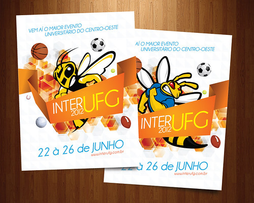 Flyer frente - Inter UFG by chambe.com.br