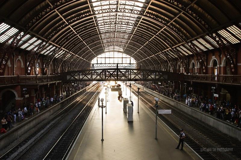 Estação da Luz - São Paulo - Brasil