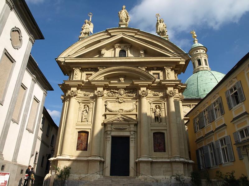 Mausoleum of Emperor Ferdinand II, Graz, Austria - SpottingHistory.com