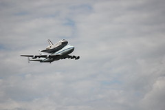 Shuttle Discovery at Dulles 4