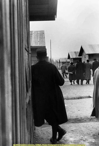 Bram, Aude (Francia) campo de concentración, circa 1939. by Octavi Centelles