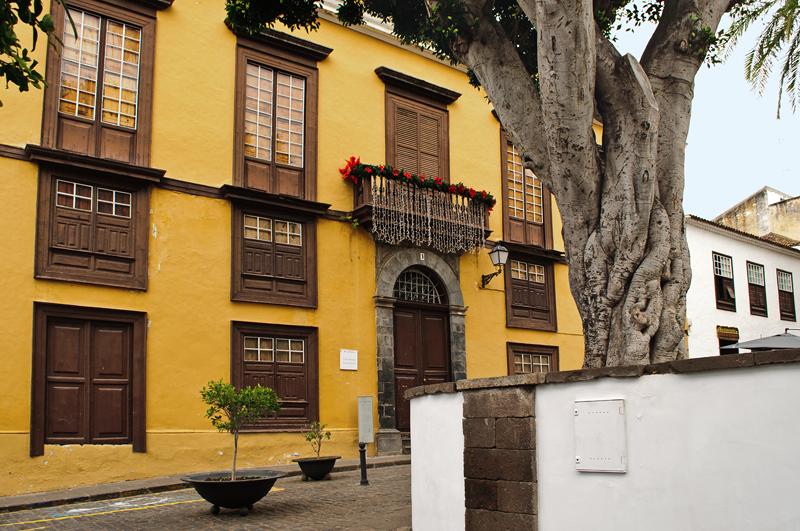 Tenerife. Icod de Los Vinos.