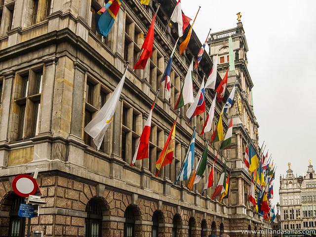 Ayuntamiento en la Grote Markt