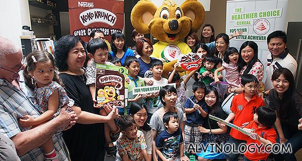 Cooking with Nestle Koko Krunch Cereal - Alvinology