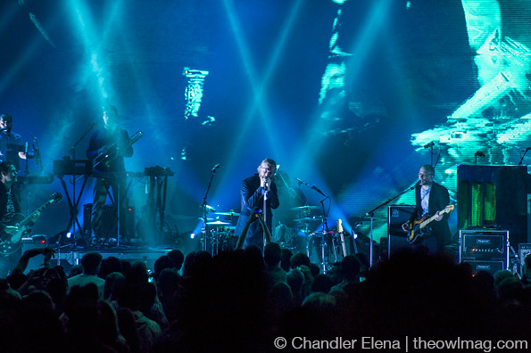 The National @ Shrine Auditorium, LA 3/26/14