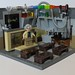 Grantmasters has added a photo to the pool:14 March 1879 – 18 April 1955. Albert Einstein is likely the most well known of the scientists. Pretty crazy to think he was alive less than 60 years ago! With the anniversary of his death coming up, I thought I'd celebrate Einstein in Lego :)