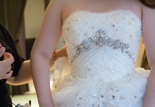 豐腴女孩也能挑到漂亮婚紗27
