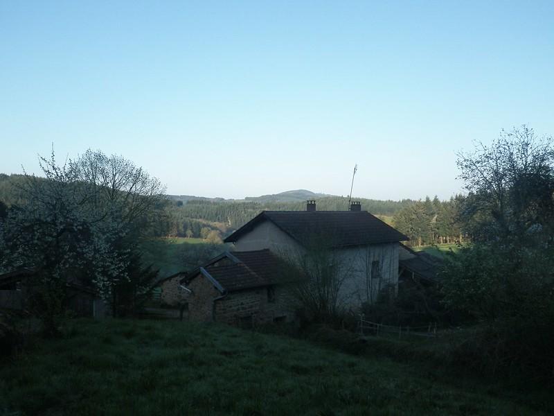 Aigueperse - La Forêt
