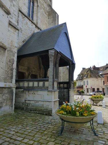 361a Église Saint-Sauveur, Les Andelys
