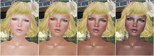 Fresh Face's Zoe skin