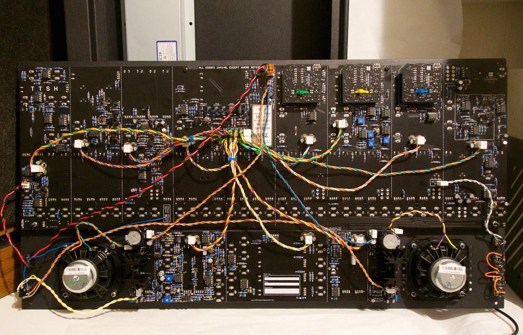 TTSH ARP 2600 clone back