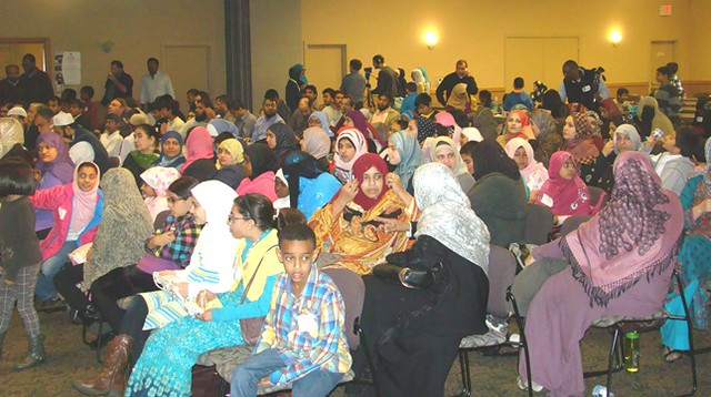 ICNA Sacramento holds young Muslims Islamic Quiz