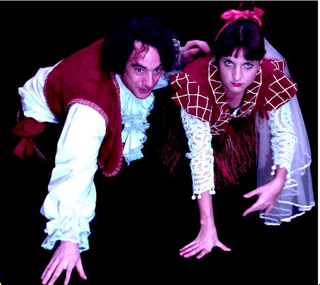 Mariage de Figaro, Acte 1 Scène 1 - Compagnie Michel B