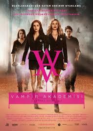 Học Viện Ma Cà Rồng -? Vampire Academy