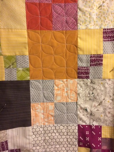 Penny Patch - dogwood quilting
