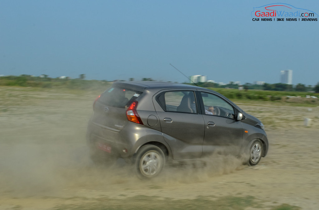 Datsun RediGo Drive Review 41