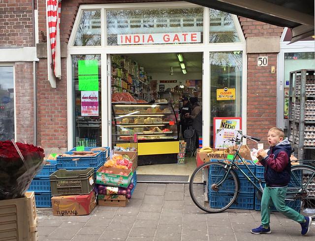 India Gate Den Haag