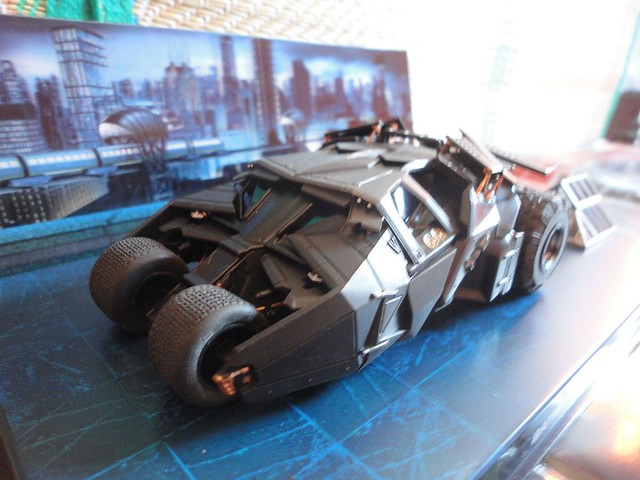 Batman Begins Movie (2005) 1/43 (Eaglemoss)