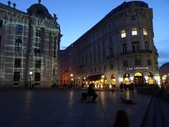 20160612 118 Wien Vienna Wenen - Michaelerplatz