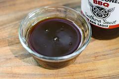Bare Bones BBQ Southern Sweet BBQ Sauce