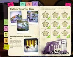 Host Sims Big Show Venue - Reward
