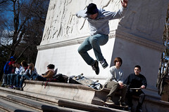No Skating Allowed - Albany, NY - 2009, Mar - 07.jpg by sebastien.barre