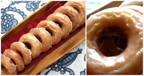 MF Sour Cream Doughnuts