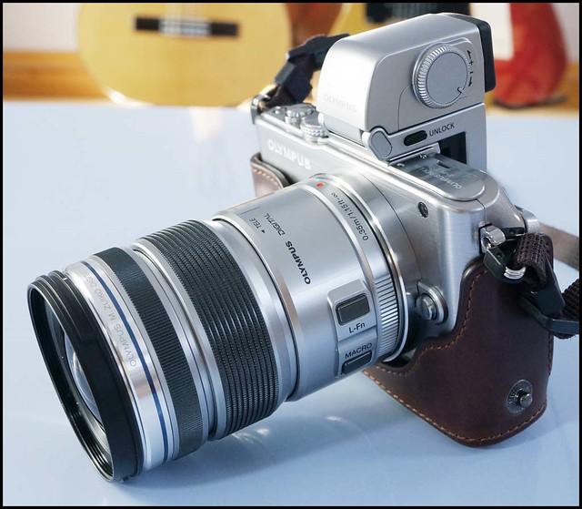 Olympus E-PL3 m.zuiko 12-50 f/3.5-6.3 Zoom lens