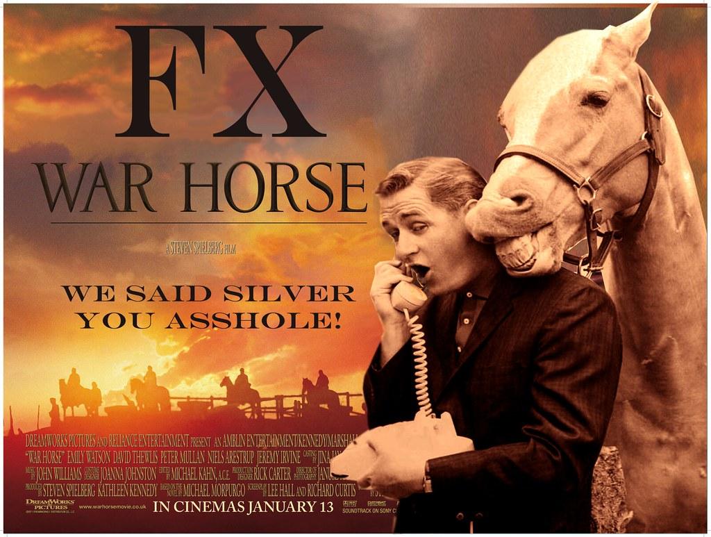 OSCONS 2012 FX WARHORSE