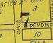 1922, Map 7
