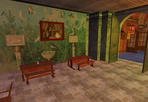 Principato di Melioria, Villa Vesuviana #4 by Cherokeeh Asteria