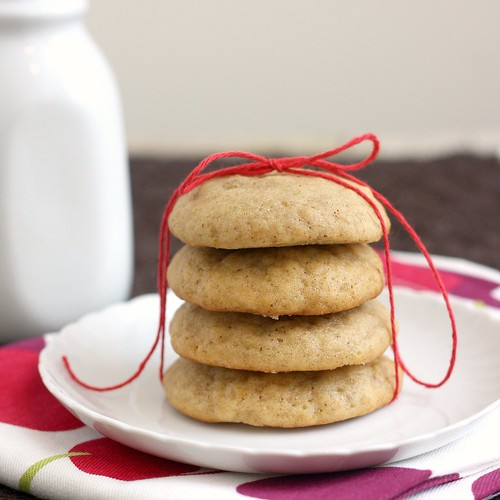 Brown Butter Banana Bread Cookies