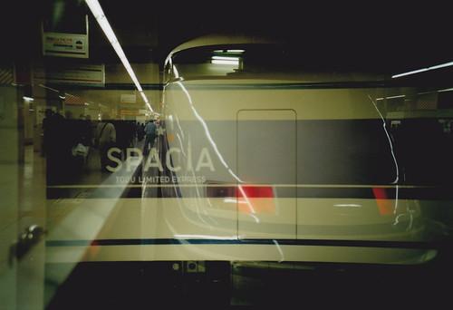 new SPACIA(江戸紫)