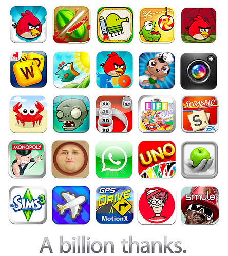 Top 25 All-Time Paid iPhone Apps