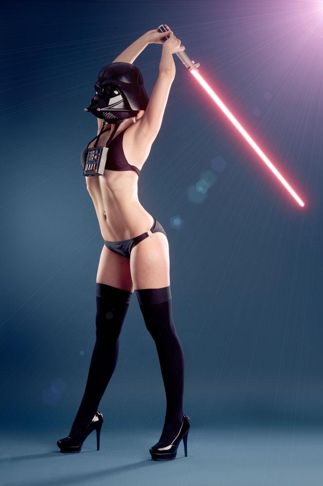 Bikini Vader