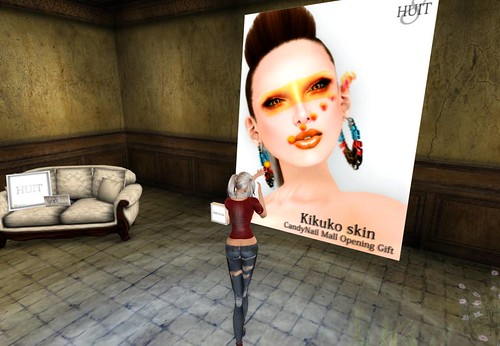 HUIT Kikuko-CandyMall Opening Gift by Cherokeeh Asteria