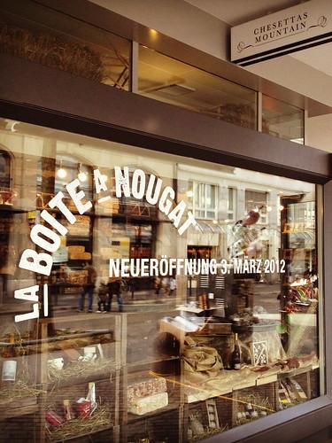 La Boîte à Nougat, Zürich, Switzerland