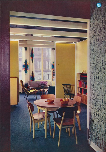 Interieur 1960 pas toe meubelen flickr photo sharing for Interieur 1960