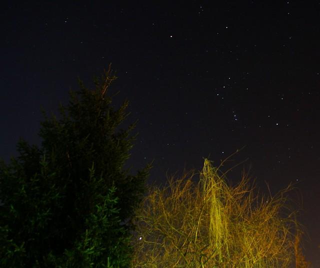 Orión 11-01-12, 22 horas