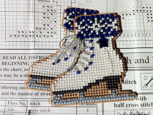 Ice Skates - finished!