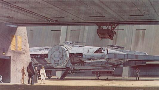 Ralph McQuarrie - Star Wars