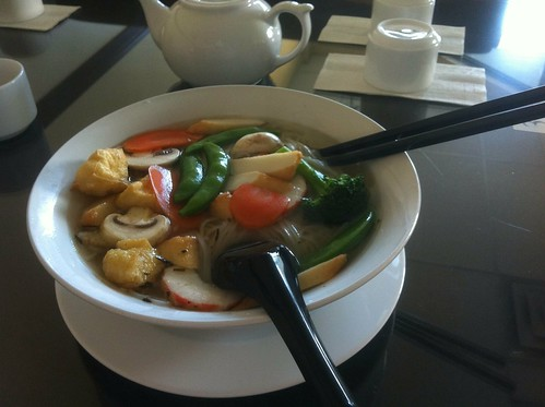 Veggie Seafood and Tofu Pho by raise my voice