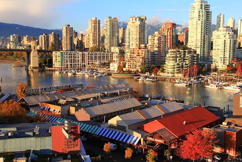 Graville Island, False Creek