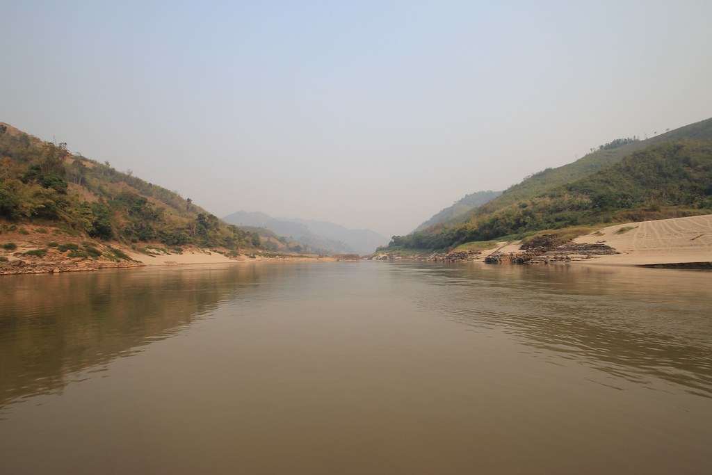 Mekong River Cruise - Laos