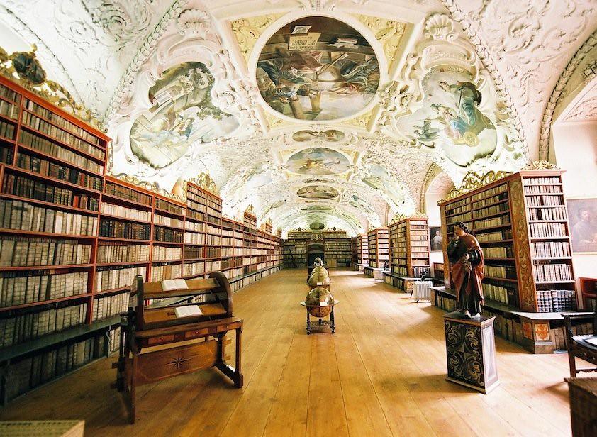 史特拉郝夫修道院的神學之室