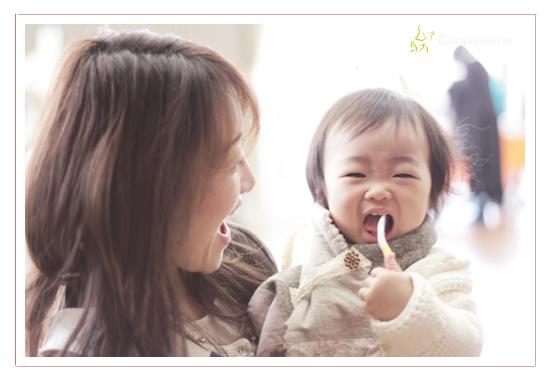 フォトデザイン・キャラバンサライ 赤ちゃん写真
